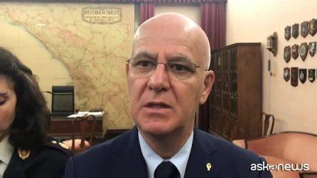 """Omicidio poliziotti parla il Questore di Trieste: """"Ingeneroso giudicare ora operato ragazzi"""""""