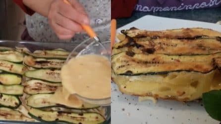 Penne al forno con provola e zucchine: un'idea sfiziosa e saporita