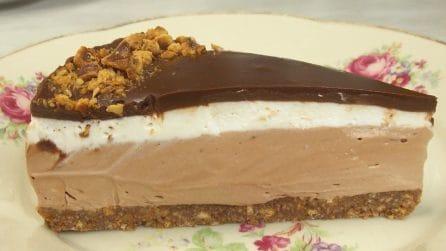 Cheesecake al cioccolato: una vera delizia per il palato