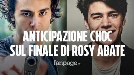 """L'anticipazione choc di Vittorio Magazzù sul finale di Rosy Abate 2: """"Muore uno dei protagonisti"""""""