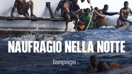 Naufragio a Lampedusa: barca con 50 migranti si ribalta nella notte, recuperati 2 cadaveri