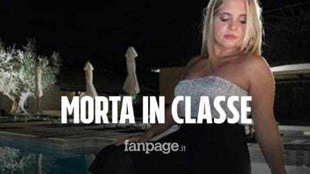 "Salerno, studentessa 16enne ha un malore e muore in classe, il preside: ""Un momento terribile"""