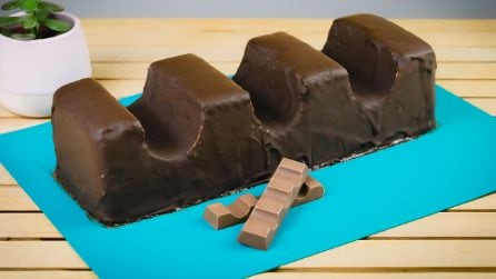 Giant chocoalte bar: for when you have a sweet tooth!