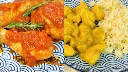 4 modi per cucinare il pollo per una cena veloce e sfiziosa!