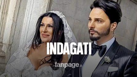 Matrimonio Tony Colombo e Tina Rispoli: indagati il cantate e il fratello del sindaco di Napoli