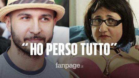 Anna Pannocchia chiede aiuto a Maccio Capatonda: è in gravi condizioni economiche e di salute