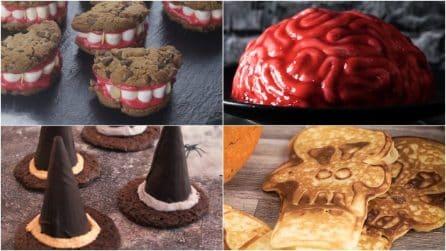 4 idee dolci per la festa di Halloween!