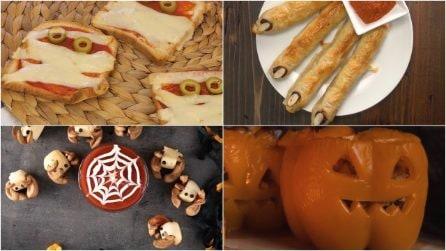 4 idee salate per la festa di Halloween: sono assolutamente da provare!