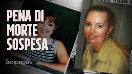 Sospesa la pena di morte per Lisa Montgomery: uccise una donna incinta per rubarle il bambino