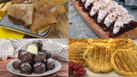 4 Piccole dolcezze perfette per le tue pause golose!