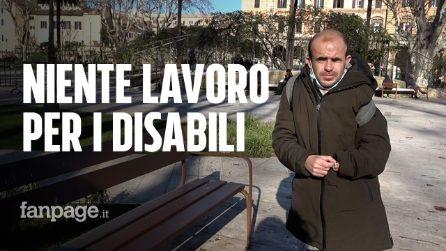 """Dodici anni alla ricerca di lavoro: """"Ho due lauree ma sono disabile, per questo non mi assumono"""""""