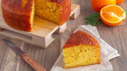 Pan d'arancio: il dessert soffice e profumato che amerete