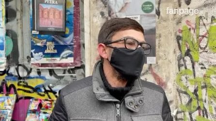 """Parla Gianni, il rider picchiato e rapinato a Napoli: """"Ora voglio solo un lavoro vero"""""""
