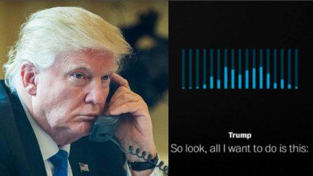 """In un audio Trump chiede di """"trovare"""" voti per ribaltare sconfitta"""