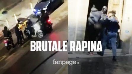 Rider rapinato a Napoli: fermate sei persone e ritrovato lo scooter di Gianni