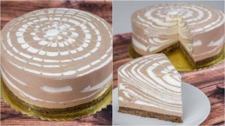 Zebra cake: a no-bake dessert to try!