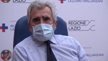 Si vaccina anche il presidente del CTS Agostino Miozzo