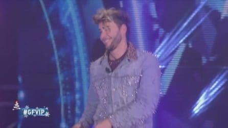 Giacomo Urtis eliminato durante la 31esima puntata del GF Vip