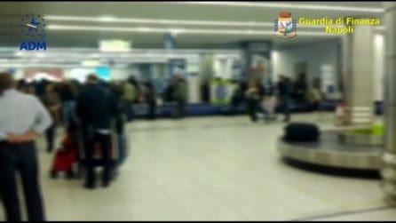 Napoli, 11 chili di droga sequestrati in aeroporto: nascosti nel sapone