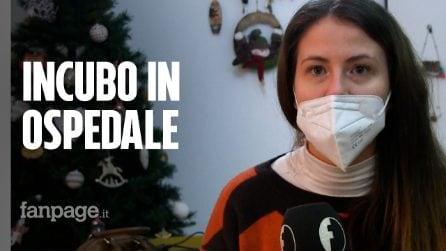 """Covid, operata all'Ospedale di Giugliano, messa tra i positivi ma era negativa: """"Lasciata senza assistenza"""""""