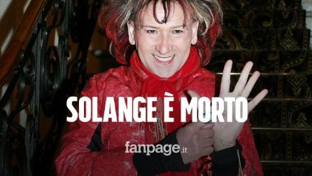 Morto Solange, trovato senza vita nel suo appartamento il famoso sensitivo e volto tv
