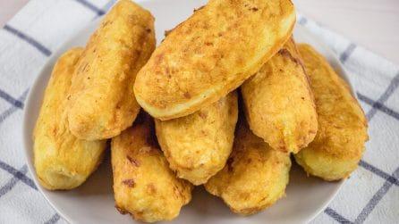Polpette di patate: il contorno in padella sfizioso e saporito!
