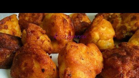 Frittelle di cavolfiore: un modo appetitoso per prepararlo