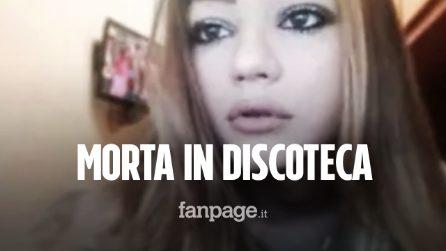 Firenze, morta in discoteca a 19 anni per un malore: forse causato da un mix di alcol e droga