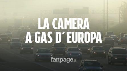 """La Pianura Padana è la """"camera a gas d'Italia"""": è l'area più inquinata d'Europa"""