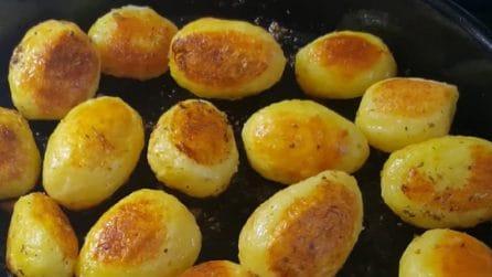 Patate novelle al forno: come averle perfette e saporite
