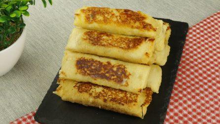 Frittelle di banana: lo snack goloso pronto in pochi minuti!
