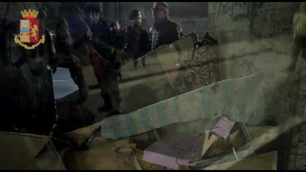 Operazione 'Alto Impatto' della Questura di Roma, controlli a tappeto alla stazione Termini