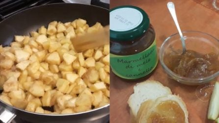 Marmellata mele e cannella: la ricetta genuina e deliziosa
