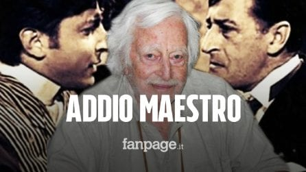 Addio Carlo Croccolo: morto a 92 anni l'attore napoletano che recitava con Totò