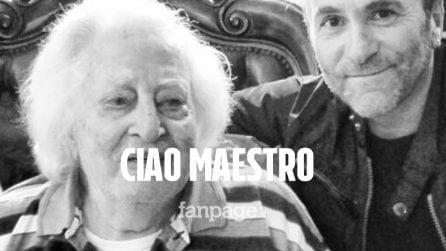 """Morto l'attore Carlo Croccolo. Gianfranco Gallo: """"Farò un film sulla sua storia"""""""