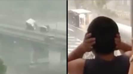 Giappone, è la più grande tempesta in corso nel pianeta: il tifone è spaventoso