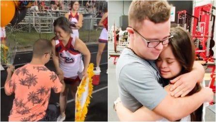 La sorpresa più dolce: questi due ragazzi con la Sindrome di Down ci mostrano cos'è l'amore