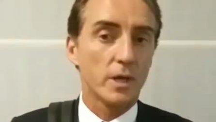 L'Italia vince e si qualifica: il messaggio di Mancini a fine partita