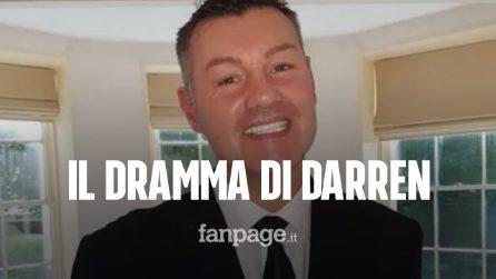 """La torta che sta mangiando scotta troppo e """"gli brucia la gola"""": Darren Hickey muore a 51 anni"""