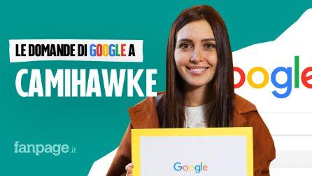 Camihawke, cognome, occhi, make up, oroscopo, fidanzato: l'influencer risponde alle domande di Google