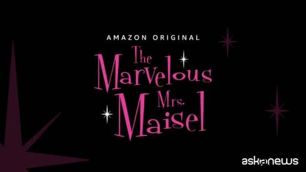 "La terza stagione di ""The marvelous mrs Maisel"": Midge in tour"