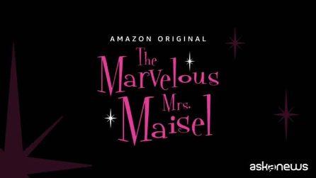 """La terza stagione di """"The marvelous mrs Maisel"""": Midge in tour"""