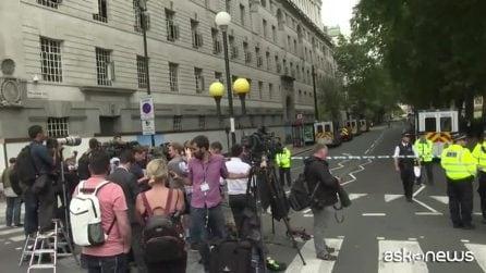 Londra, ergastolo all'autore dell'attacco fuori da Westminster