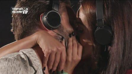 Il falò tra Delia e Alex a Temptation Island Vip, i due escono insieme