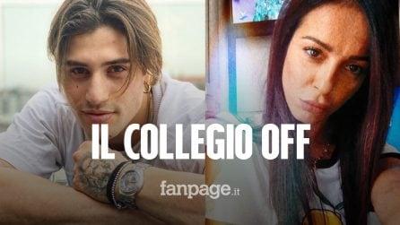 Il Collegio Off, parte lo spin-off online del Collegio con Niccolò Bettarini e Valentina Varisco