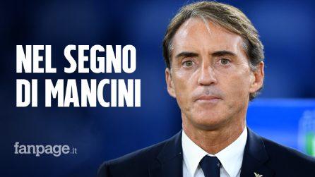 Roberto Mancini, scatta il rinnovo del contratto: guiderà l'Italia fino ai Mondiali del 2022