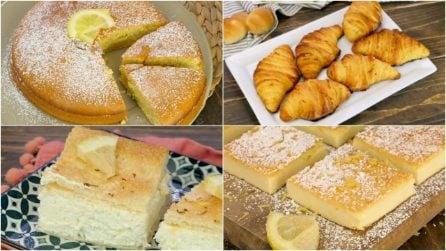 4 ricette golose usando dei limoni freschi!