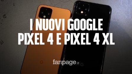 Abbiamo provato i nuovi Google Pixel 4 e Pixel 4 XL