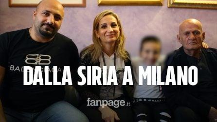 Milano: la nuova vita di Charbel, bimbo siriano fuggito con la famiglia dall'Isis