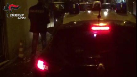 Ricettazione di auto rubate, smantellata organizzazione nel Napoletano: 17 arresti